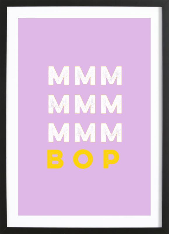 Mmmbop Framed Print