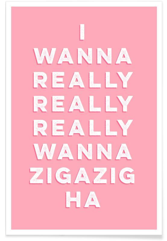 Zigazig -Poster