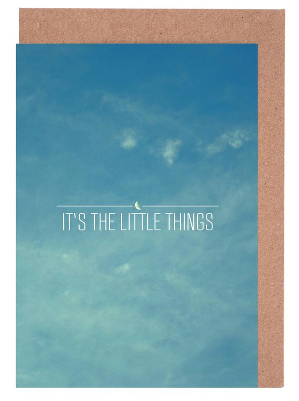 Little Things Greeting Card Set