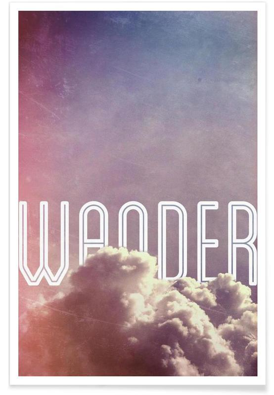Wander Poster