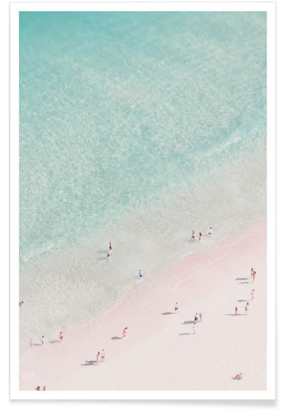 Beach Love Plakat