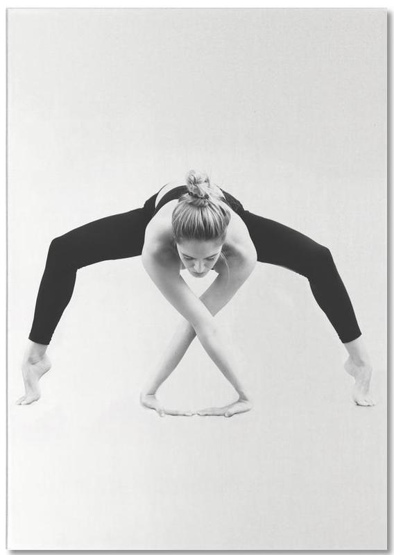 Yoga Ix -Notizblock