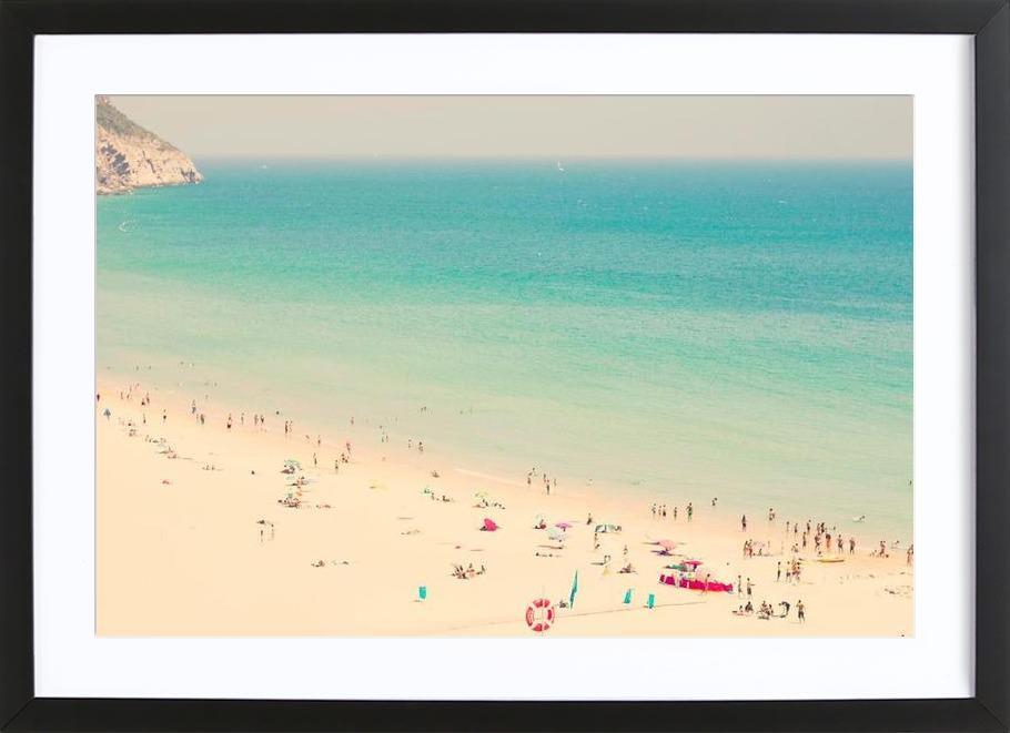 Sesimbra Framed Print