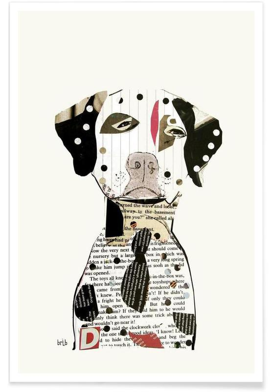 dalmatian -Poster
