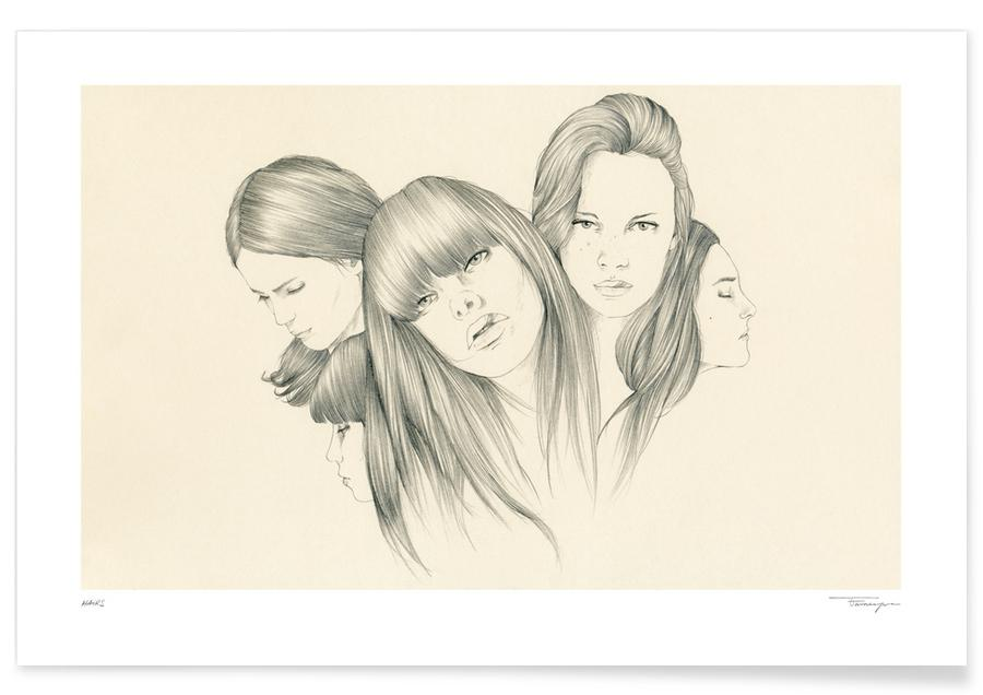 Hairs Poster
