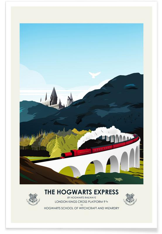 Hogwarts Express Plakat