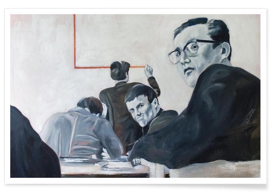 Die Arbeit der Zeit- Johnny Trotz und die Quadratur des Kreises affiche