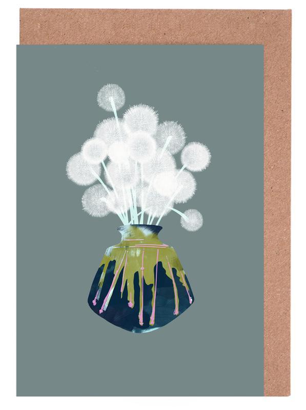 Dandelions -Grußkarten-Set