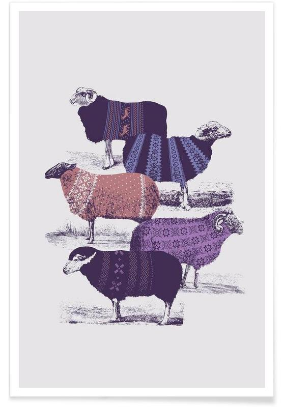 Cool Sweaters -Poster