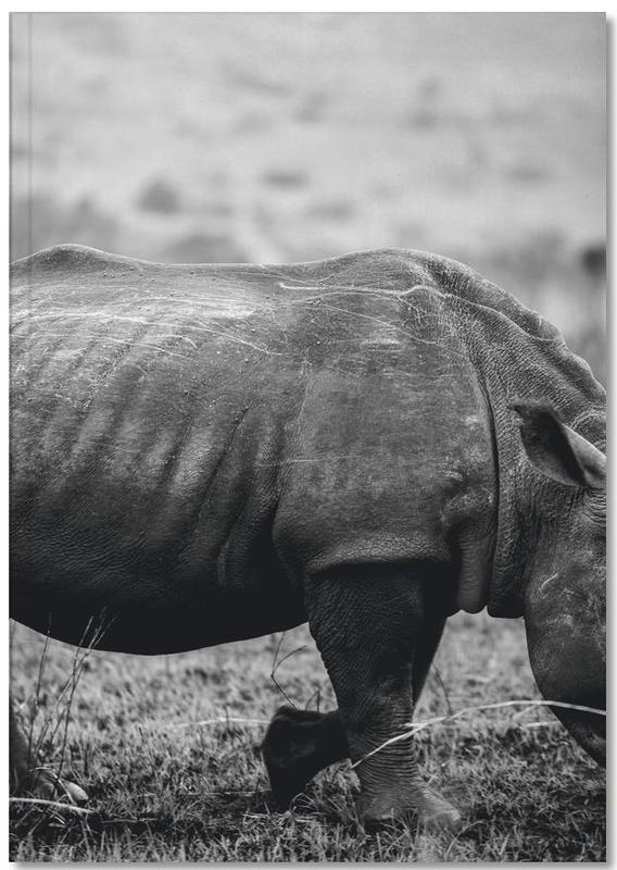 Black Rhino Notebook
