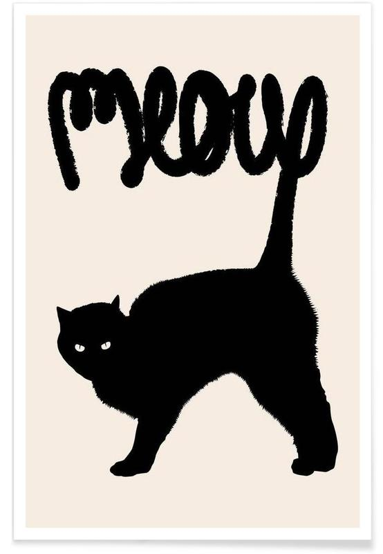 Meow affiche