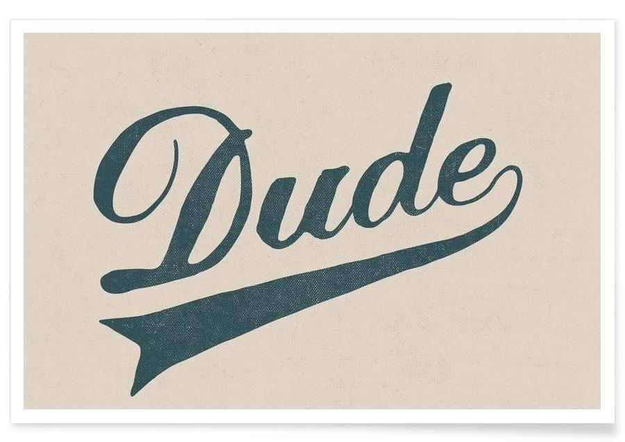 Dude affiche