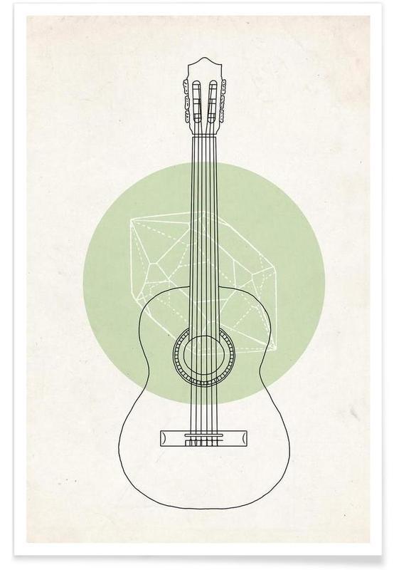 Guitar -Poster