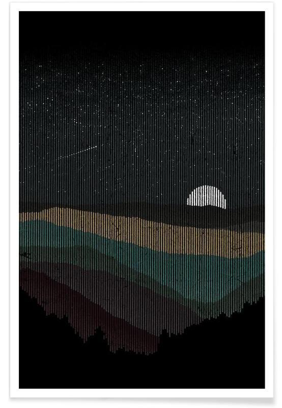 Moonrise 01 -Poster