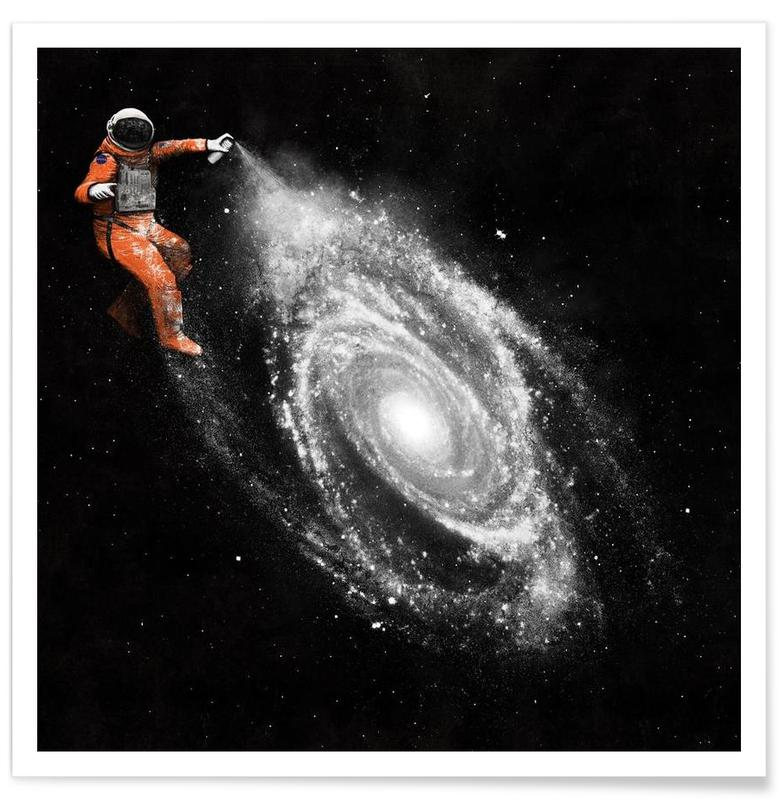 Space Art poster