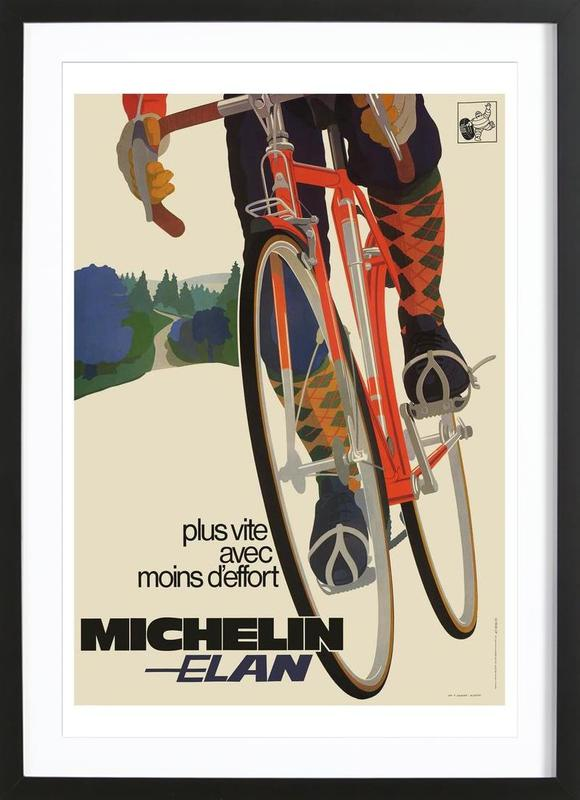 bike7 Framed Print