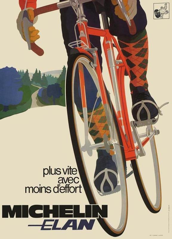 bike7 Canvas Print