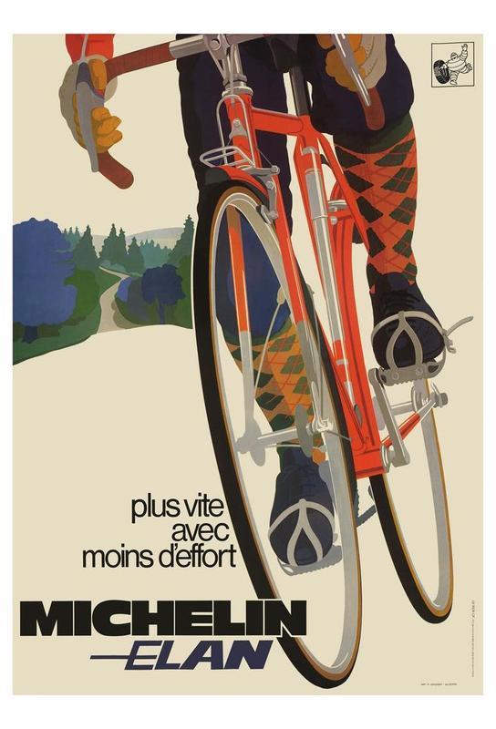 bike7 Aluminium Print
