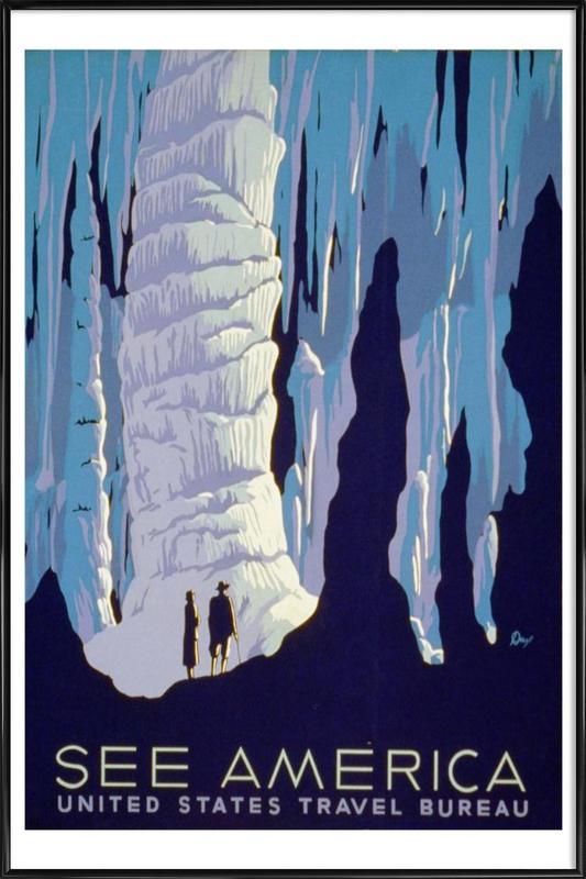 america2 Framed Poster