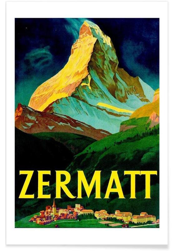 switzerland -Poster