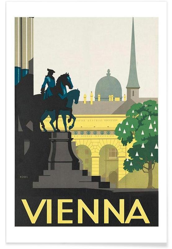 vienna -Poster