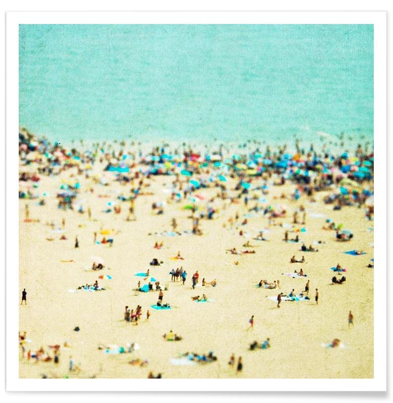 Coney Island Beach poster
