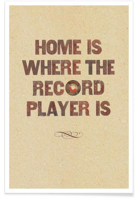 Home is where… affiche