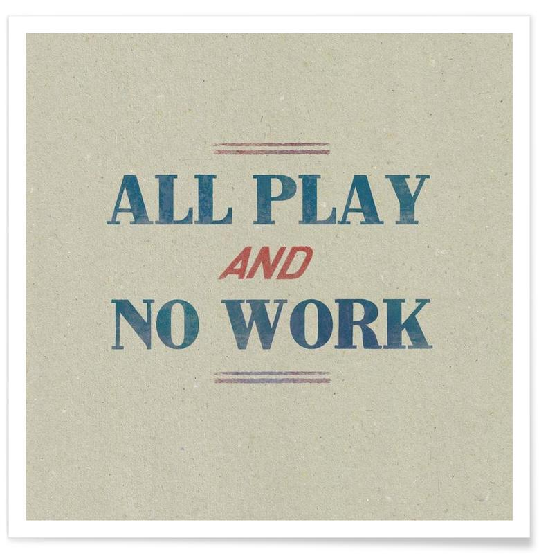 Work affiche