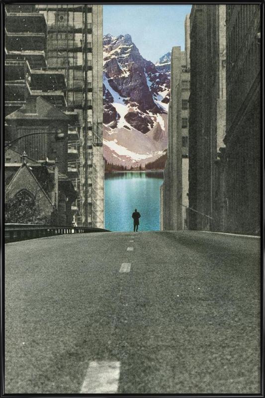 Into the wild ingelijste poster