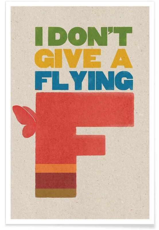 flyingf Poster