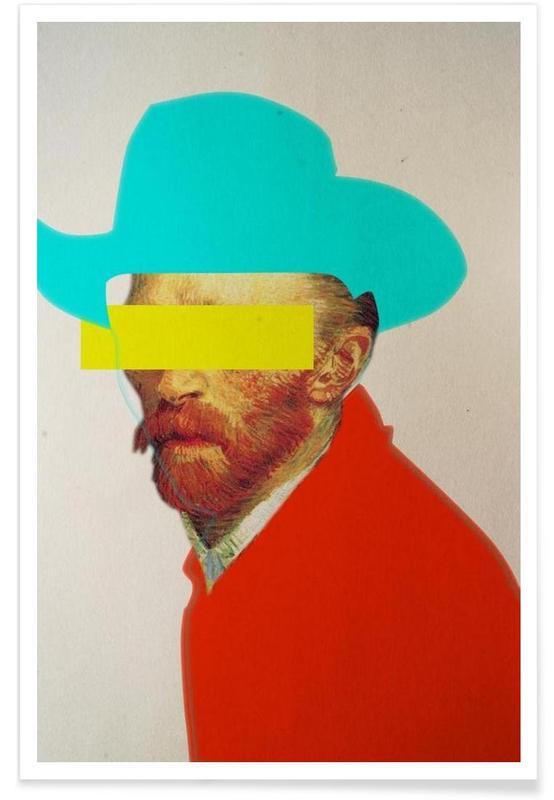 I Wanna Be A Cowboy Vincent Poster