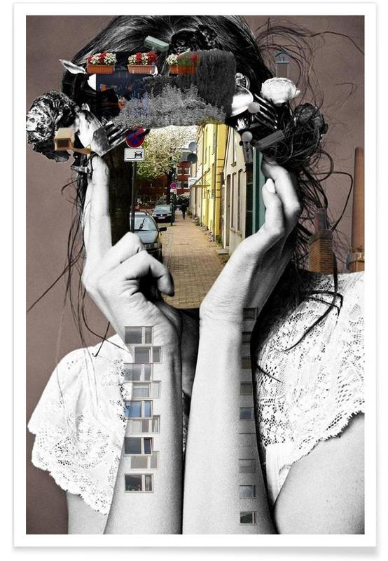 Crazy Woman – Lara Lisa Bella -Poster