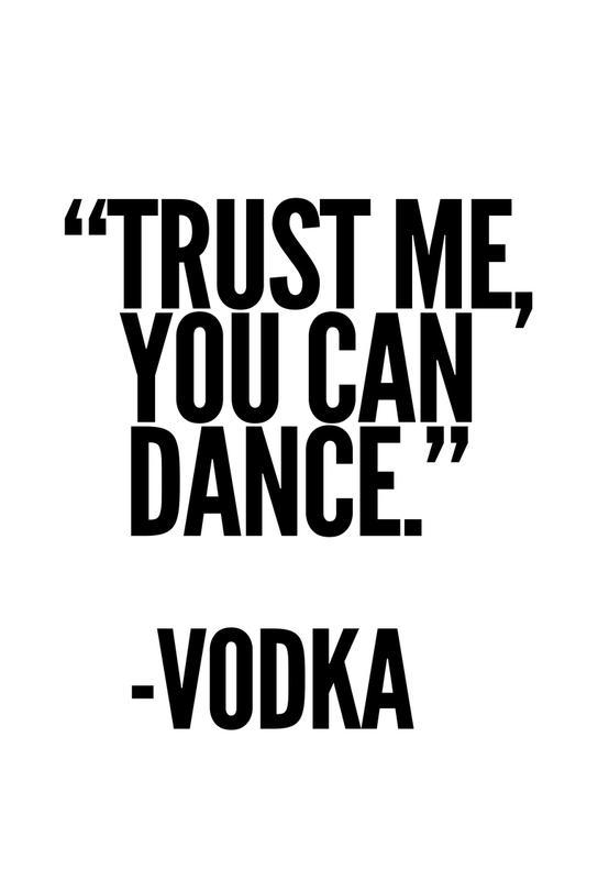 Vodka -Alubild