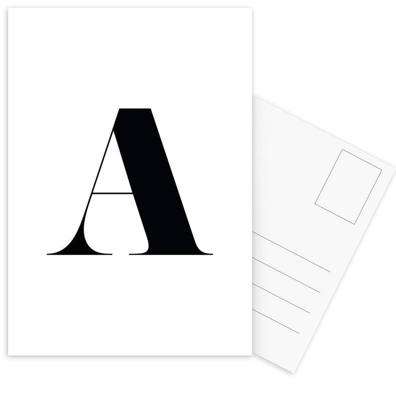 A Postcard Set