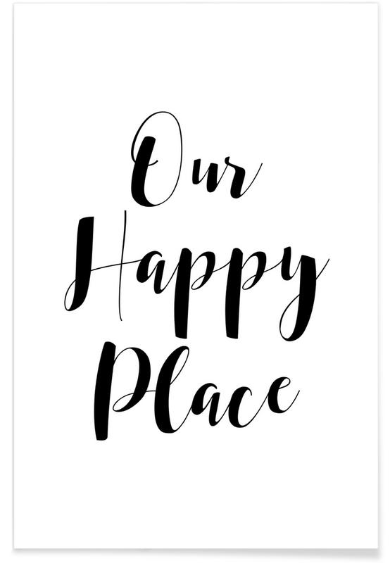 Our Happy Place -Poster