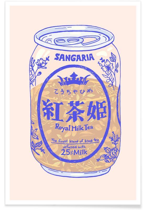Royal Tea Poster