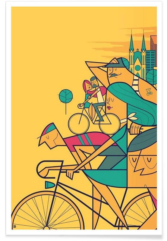PEDALAR Poster