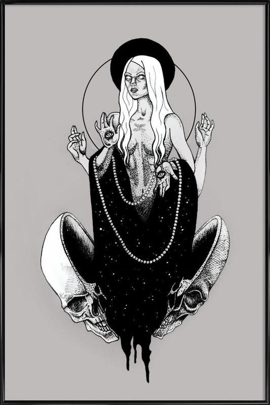 Goddess Framed Poster