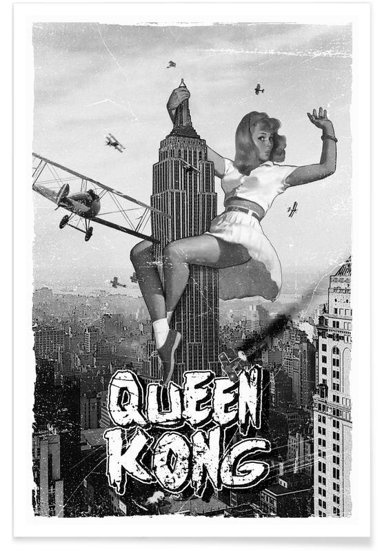 Queen Kong 2 Poster