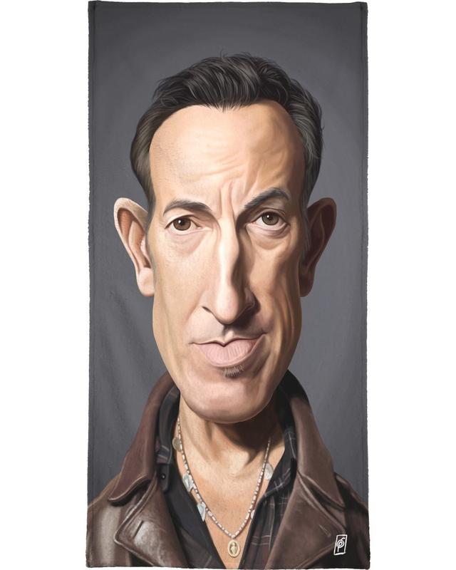 Bruce Springsteen -Handtuch