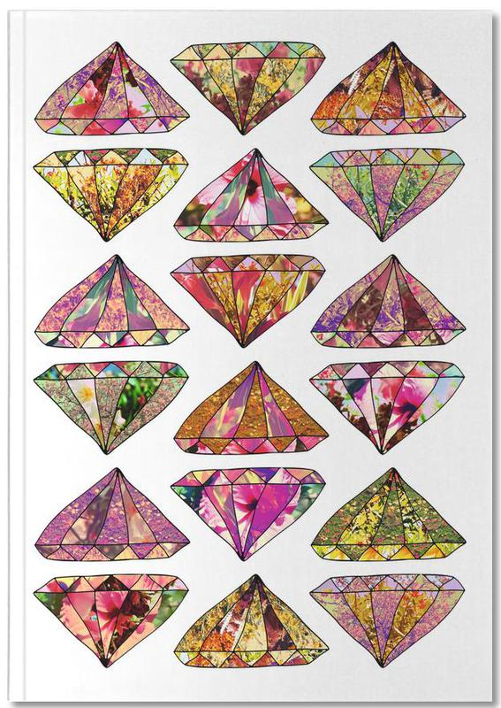 These Diamonds are Forever Notebook