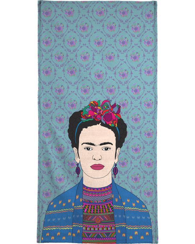 Frida Kahlo serviette de bain