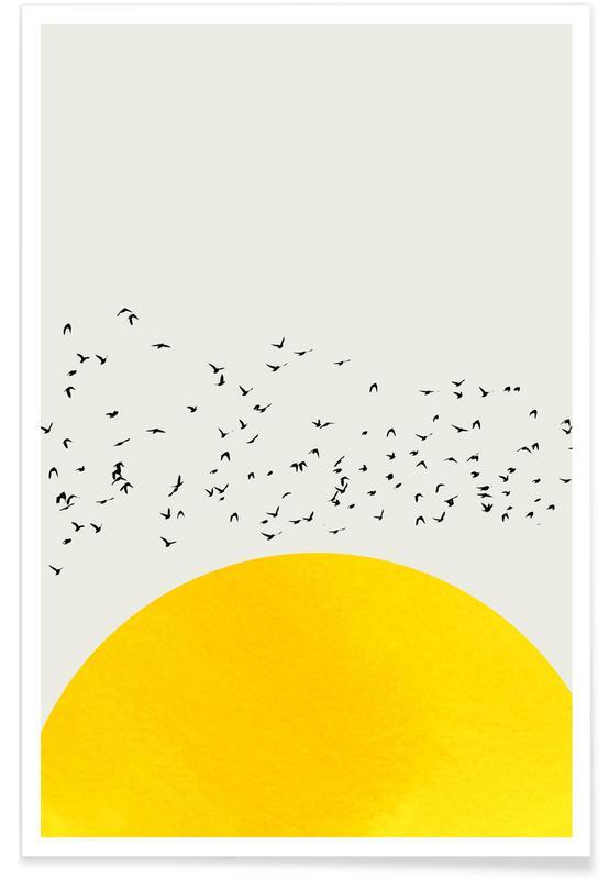 A Thousand Birds Poster