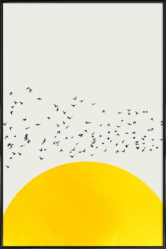 A Thousand Birds Framed Poster