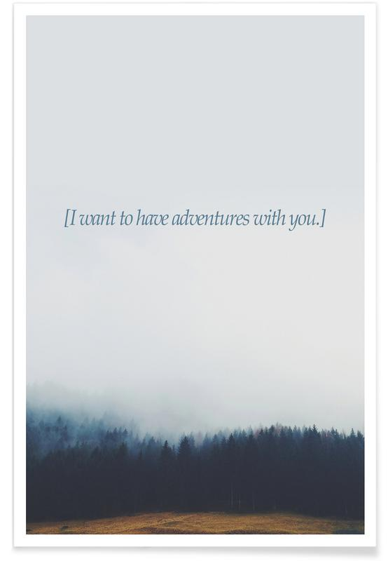 Adventures With You Poster