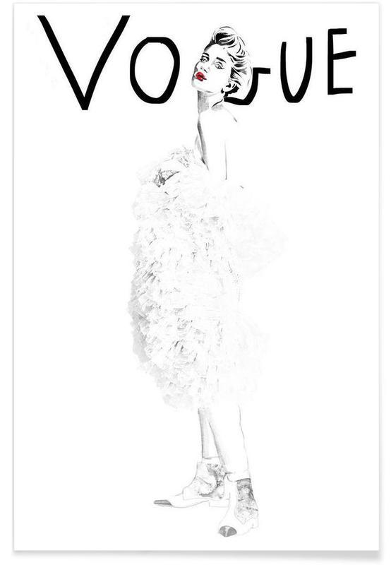 vogue -Poster
