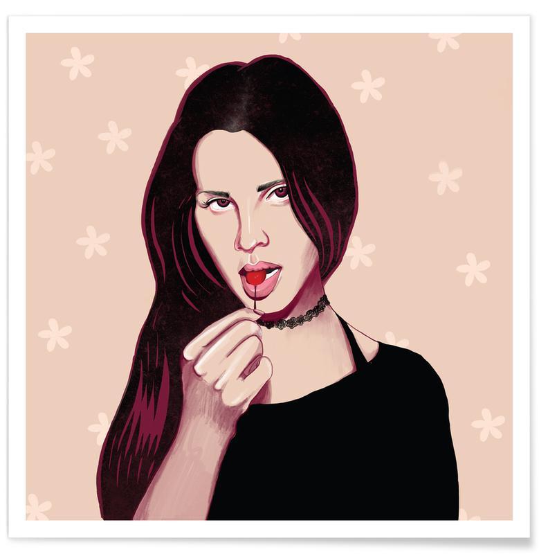Lana -Poster