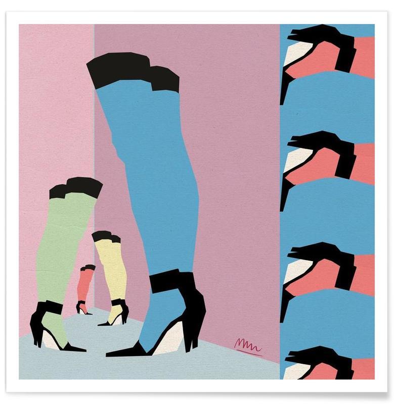 heels -Poster