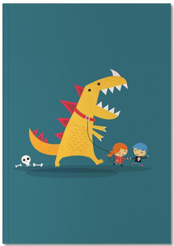 Dino Walk Notebook
