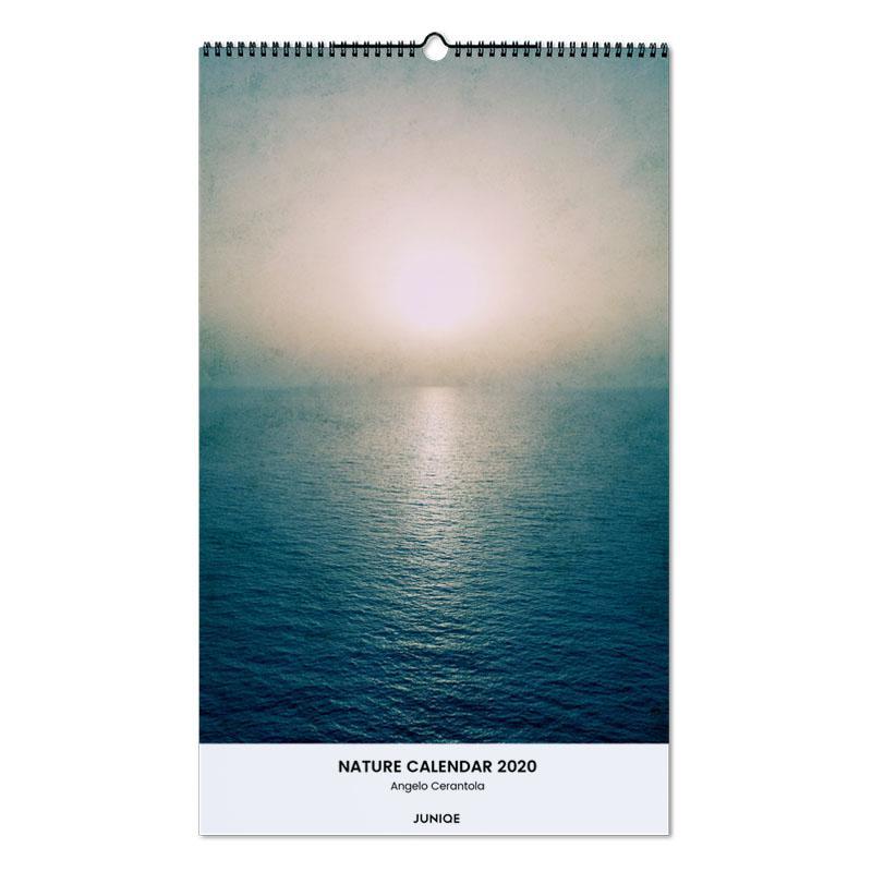 Nature Calendar 2020 - Angelo Cerantola -Wandkalender